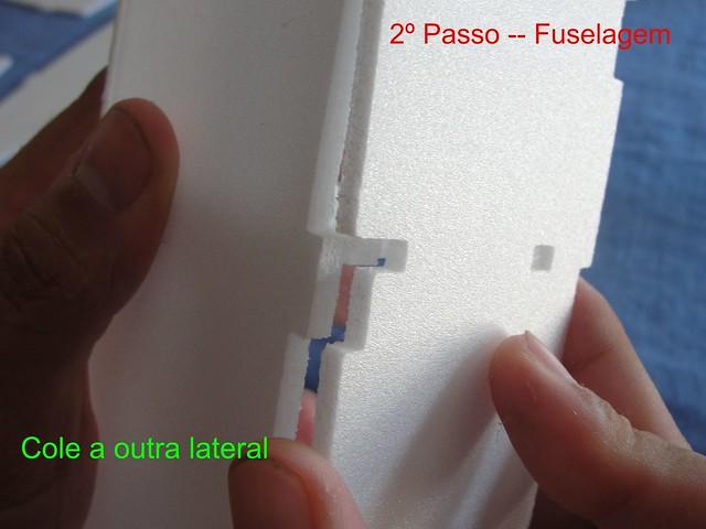 Tutorial de montagem do kit ugly stick para montar da sami hobby 5580028103_35348e4c59_z
