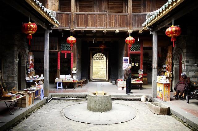 """El """"mundo perdido"""" de Yongding, en China 5588260415_50b0c8c497_z"""