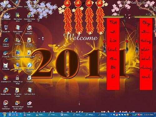 Trang trí desktop đón Tết  5344198613_5e4dfa2bb5