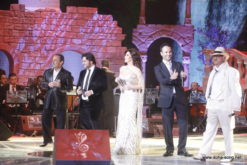 من مهرجان الاغنية العاشر ~~ الدوحة 5300274436_d2235bb32b_b