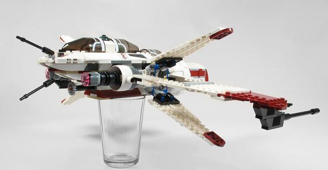 8088 ARC-170 Starfighter 5308766167_4d3880a27a_z