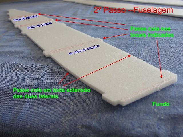 Tutorial de montagem do kit ugly stick para montar da sami hobby 5580016091_c1117f86b8_z