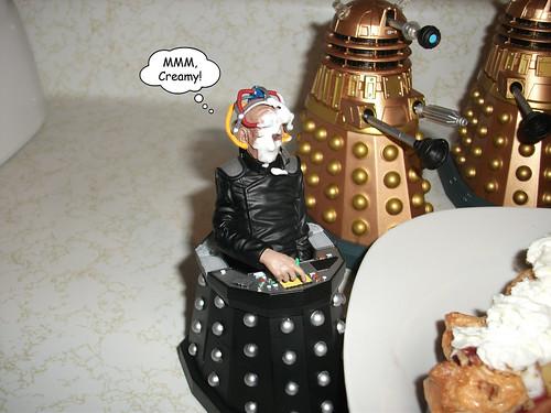 Doctor Who Cookbook (Davros Recipe Review) 5634422876_86ea54581c