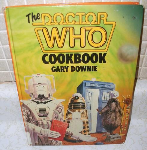 Doctor Who Cookbook (Davros Recipe Review) 5634425312_1671305ebf