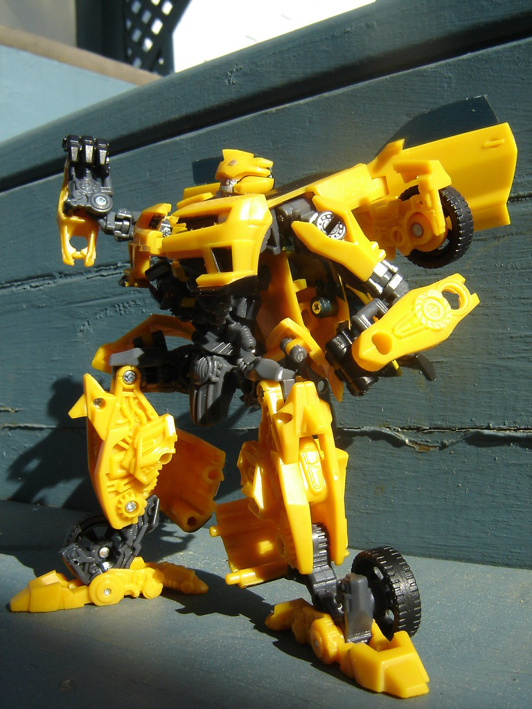 Collection d'Ironhide - Hot Shot's Finest Bots 5759834900_3d332d884d_b