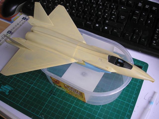 MiG 1.44 MFI [Revell 1/72 - MAJ au 19/08/12] Voilaaaaaaa c'est fini ! - Page 3 5796724271_6e1c45a4e7_z