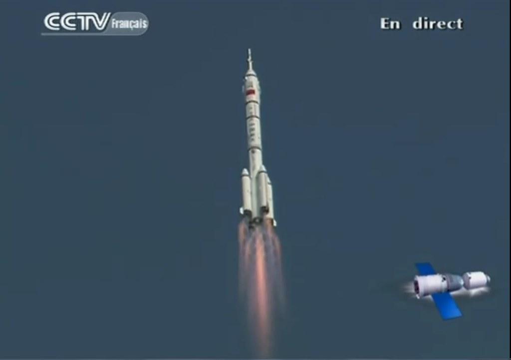Lancement CZ-2F / Shenzhou-9 à JSLC - Le 16 Juin 2012 - [Succès]   - Page 7 7378894934_2d73d4a6f3_b