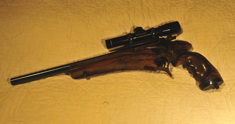 Favourite of your hunting rifles - Page 2 7048849199_74395b6c0c_c