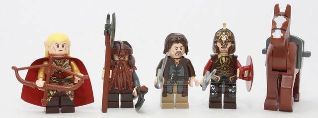 9474 The Battle of Helm's Deep review(neko if you havent read the hogwarts one yet i will not post any more lego stuff) 7367615430_cd5877b717_z