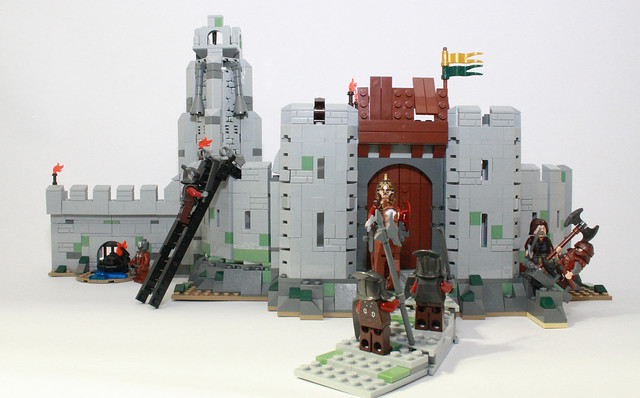 9474 The Battle of Helm's Deep review(neko if you havent read the hogwarts one yet i will not post any more lego stuff) 7367600572_39dc35e0c4_z