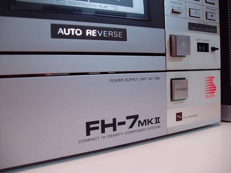 Sony FH-7 MKII 7197687576_2d32623e50_c