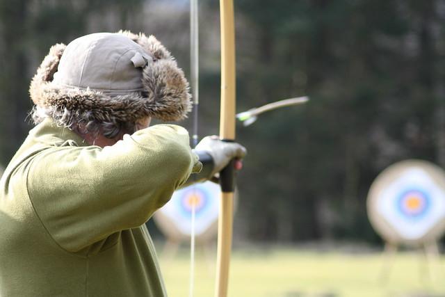 Flechas, flechas, la historia interminable. 5503302432_c08638c241_z