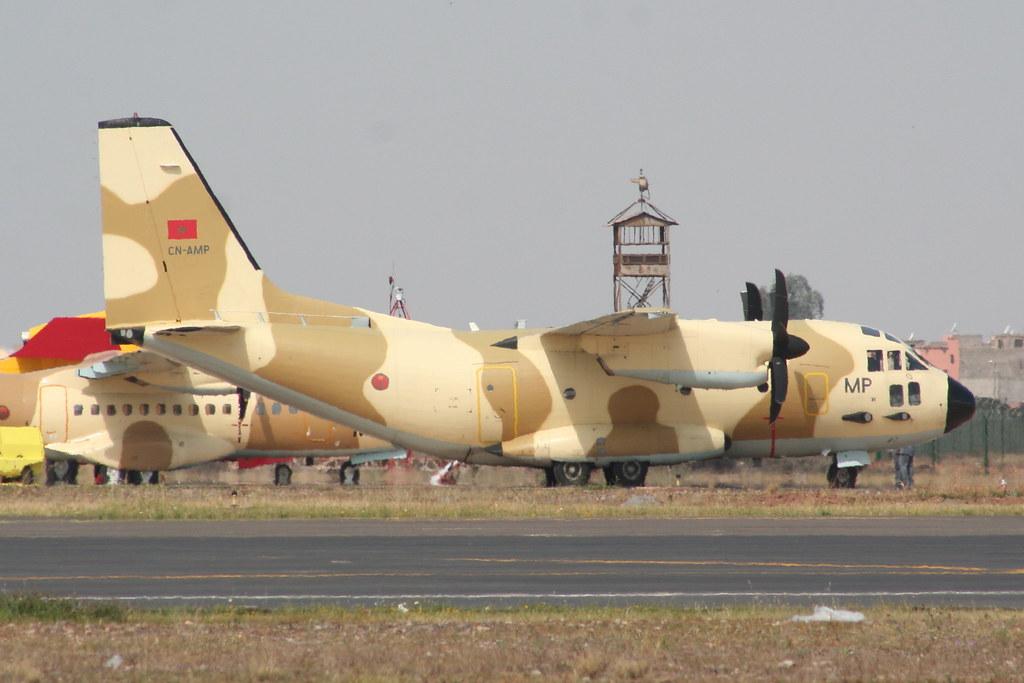 Photos des FRA à l'AeroExpo 2012 / RMAF in the Marrakech AirShow 2012 6911862546_559292e100_b