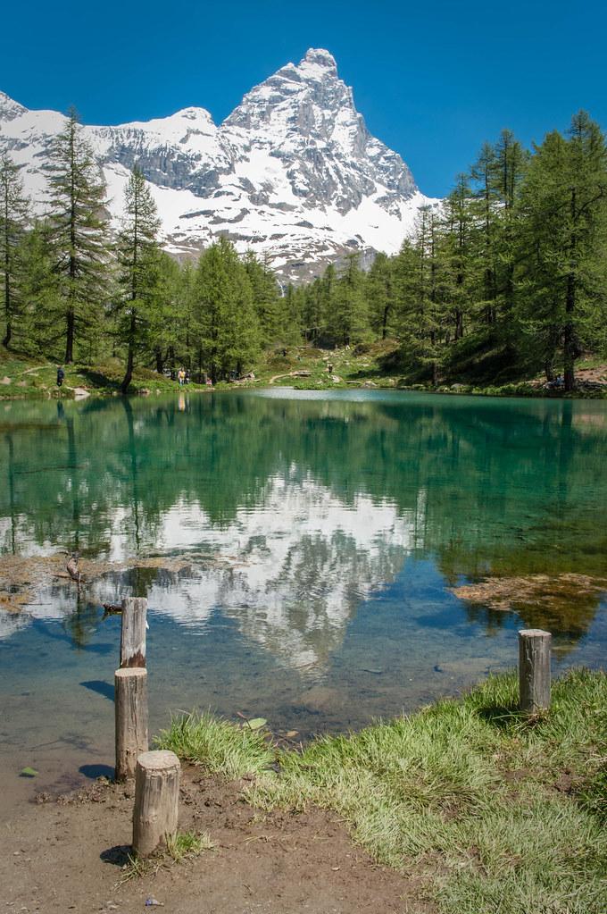 Lago Blu e Cervino 9060557638_05bd8de915_b