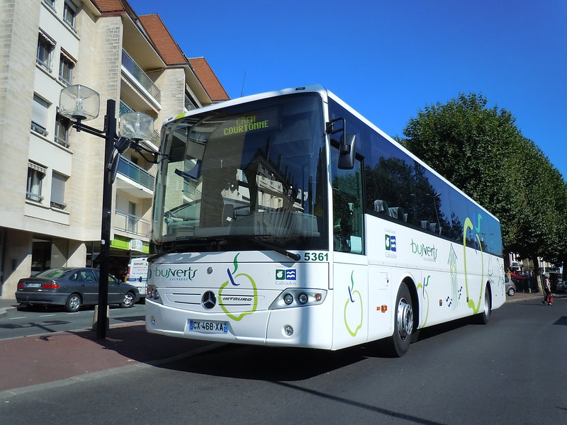 Photos des Courriers Normands et Bus Verts - Page 3 9922388514_f3604f1584_c