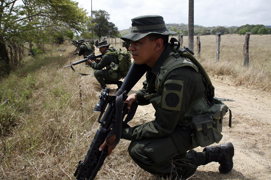 Colombian Armed Forces. - Page 2 6923594546_07bacdd54c_b