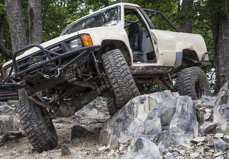 Uwharrie Memorial Day weekend? - Page 6 8866321926_0d8371a5ae_c