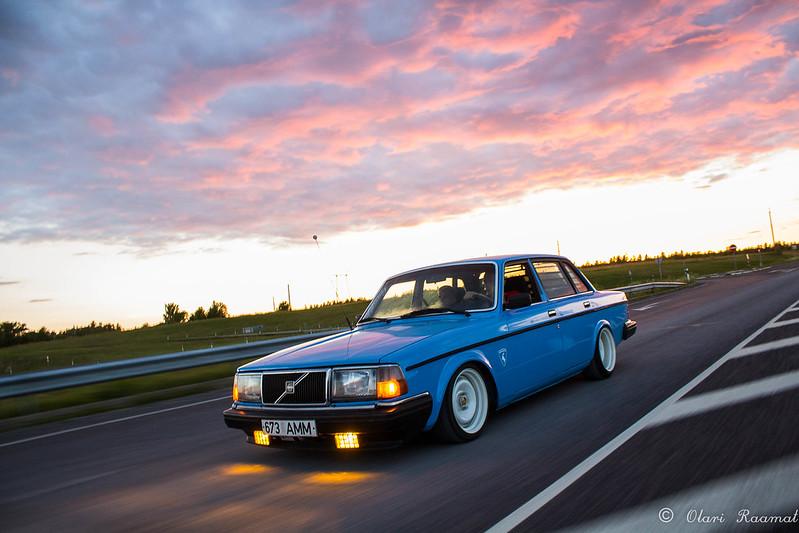 Ollu: Volvo 240 B230FT 9251488496_d68879efc9_c