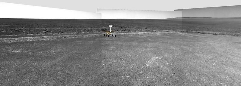 Opportunity et l'exploration du cratère Endeavour - Page 4 7407747858_9faf238e39_c