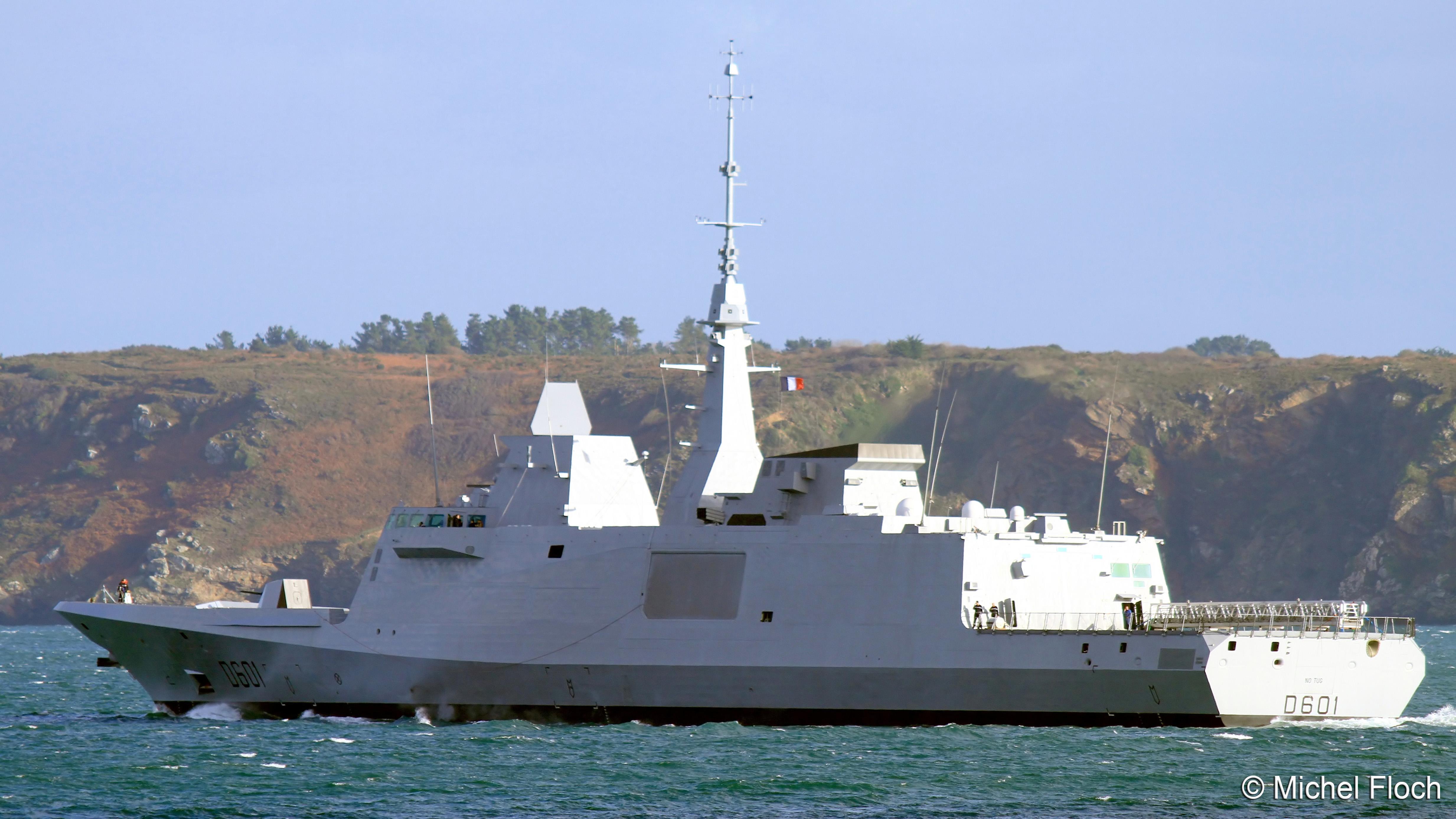 Royal Moroccan Navy FREMM Destroyer FREMM Marocaine - Mohammed VI 10885943576_478c94ec96_o