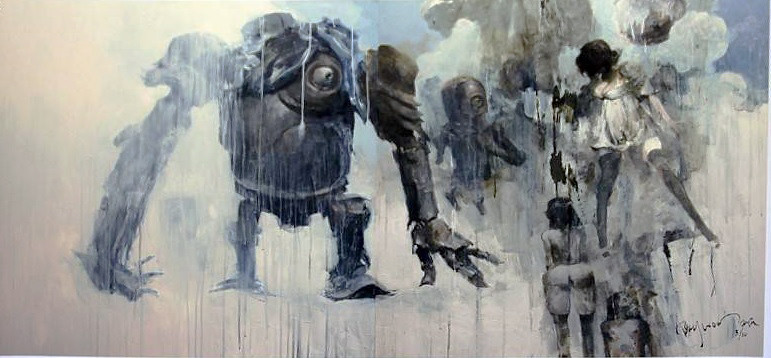 Ashley Wood Prints 11461430263_4159e30e67_b