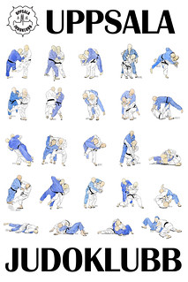 24 free judo technique illustrations 9479508279_3bcf280b52_n