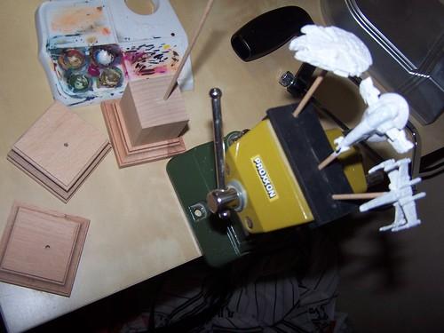 Meine selbstgebauten X-Wing Trophäen (viele Bilder) 9222869796_9cf5a6630b