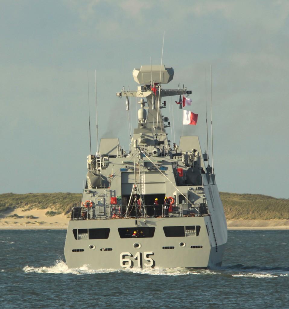 Royal Moroccan Navy Sigma class frigates / Frégates marocaines multimissions Sigma - Page 14 11063955305_4b2d1f6de1_o