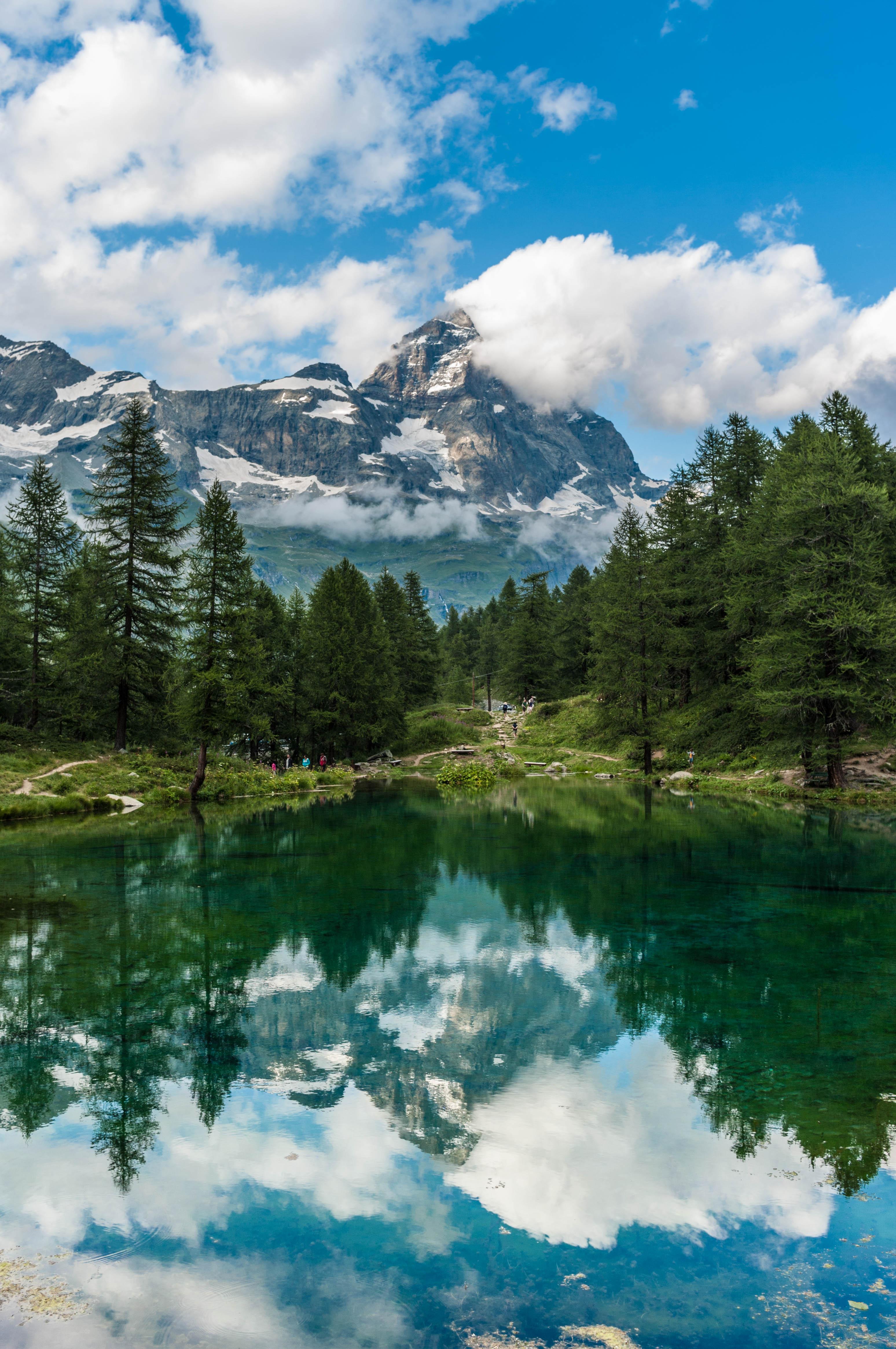 Lago Blu e Cervino 9520362269_9a42af8b86_o