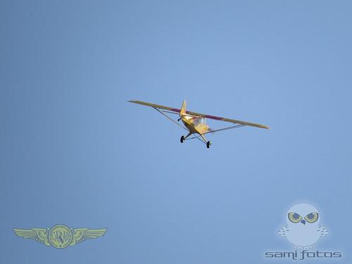 Repaginação de um Piper J-3 para um Neiva P56 C Paulistinha  9543995605_6c43934704