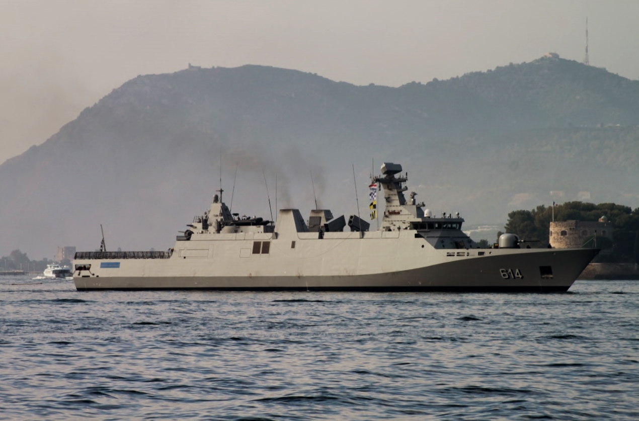 Royal Moroccan Navy Sigma class frigates / Frégates marocaines multimissions Sigma - Page 14 11064043496_fd4dbbb298_o
