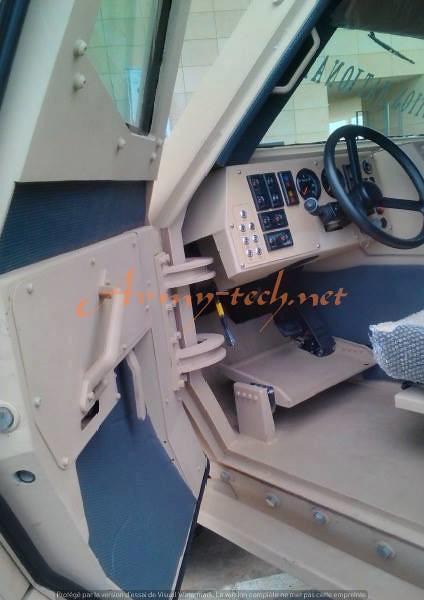 الصناعة العسكرية الجزائرية عربات Nimr(نمر)  - صفحة 4 31468920425_c33da50c89_b