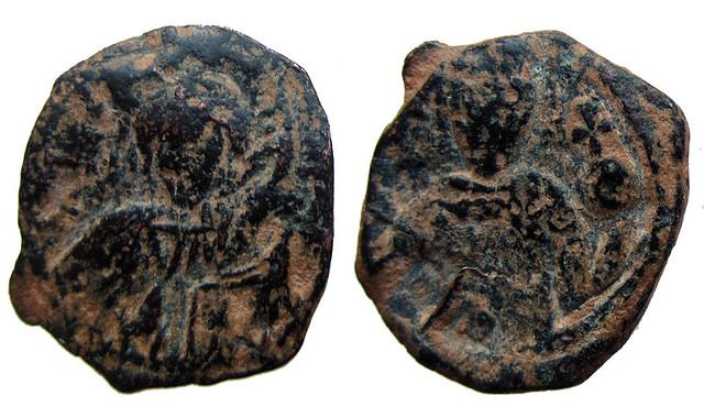 Byzantine Coins 2014 12175053176_3a9e8f07b8_z