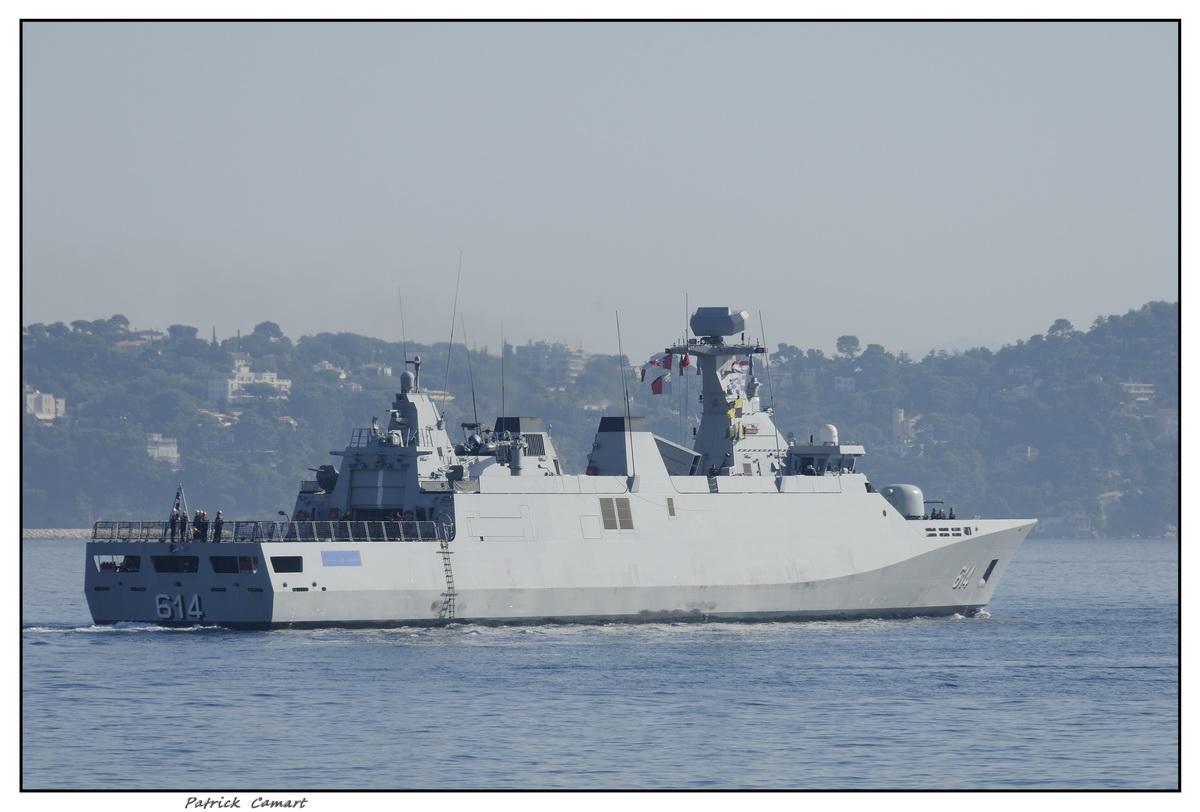 Royal Moroccan Navy Sigma class frigates / Frégates marocaines multimissions Sigma - Page 14 10492183256_89e319ea5a_o