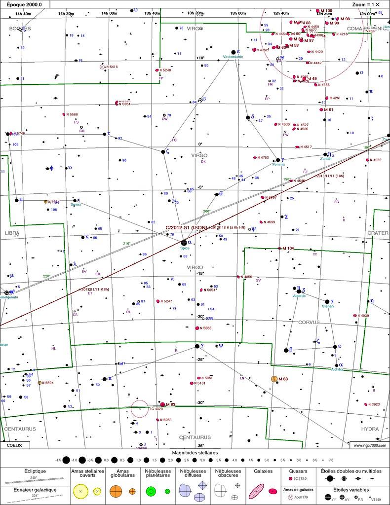 Passage de la comète Ison 10842971924_21a7d10c77_b