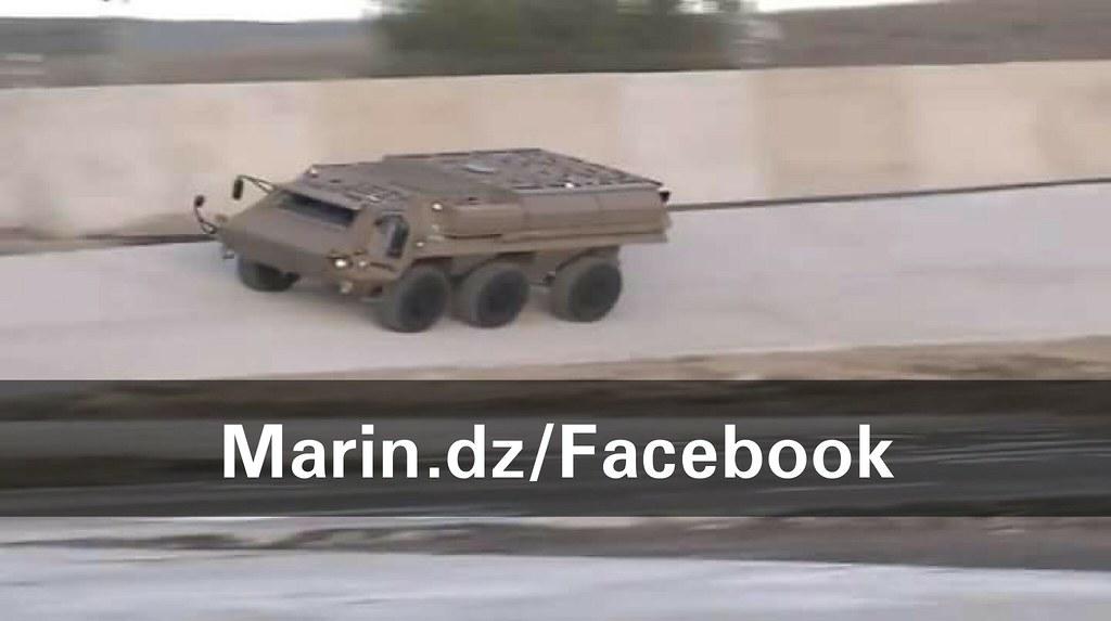 الصناعة العسكرية الجزائرية ... مدرعات ( فوكس 2 ) - صفحة 6 31189842752_f47d84e537_b