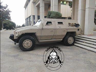 الصناعة العسكرية الجزائرية عربات Nimr(نمر)  - صفحة 4 31590590211_9ed94cffd4_b