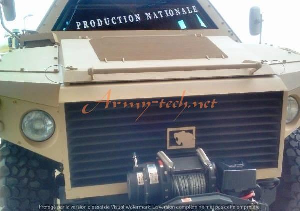 الصناعة العسكرية الجزائرية عربات Nimr(نمر)  - صفحة 4 31431748076_b7a3ff1c58_b