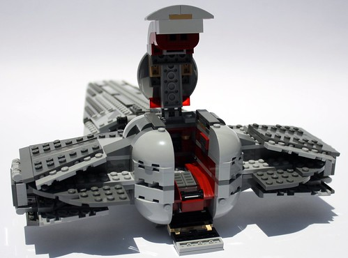 7961 Darth Maul's Sith Infiltrator review 5978289317_b3731b1ac2