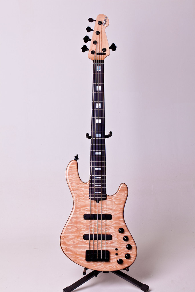 Mostre o mais belo Jazz Bass que você já viu 6014709778_a880845083_b