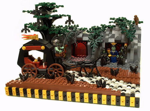 My first medieval MOC 6330724963_f6317f5720