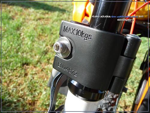 Bicicletas listas para hacer el Camino 5991881746_68fd219ec4