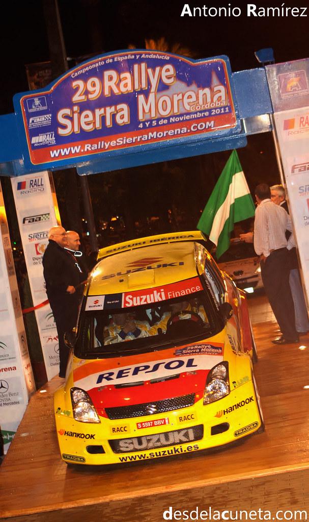 Mis fotos del XXIX Rallye Sierra Morena 2011 6319415175_cff0089f3f_b