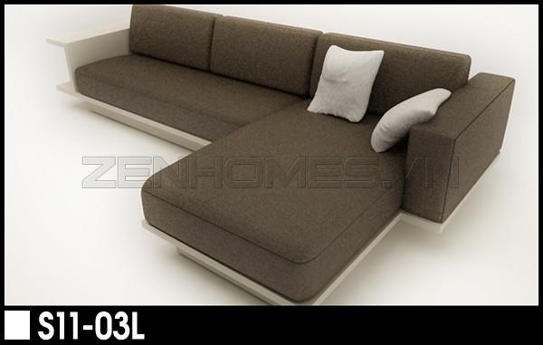 Sofa vải bố, ghế sofa vải - * Z E N H O M E S F U R N I S H I N G * 6236686453_1a6052e9d1_z