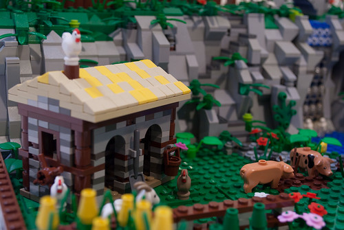 My first medieval MOC 6288785904_e4fe80d051