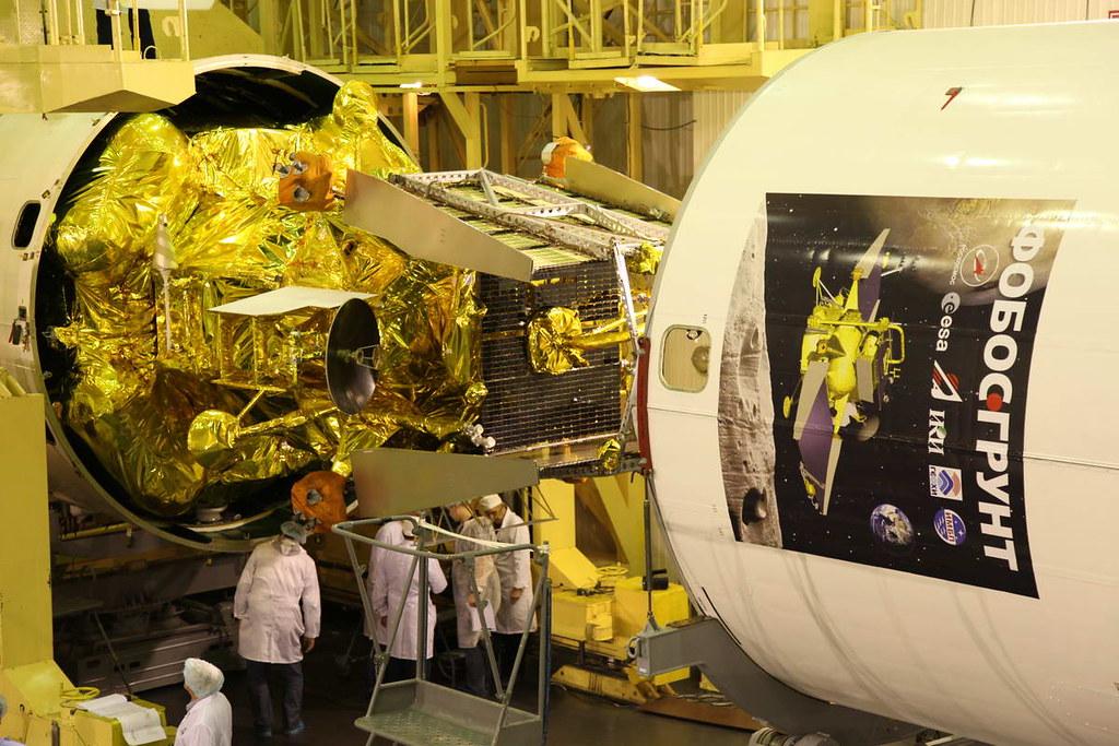 Fobos-Grunt - mission russe sur l'étude de Phobos - Page 9 6312612023_b9e3dd7fd5_b