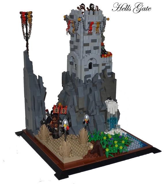 Hells Gate Watch Tower 6336603394_137c8d7206_z