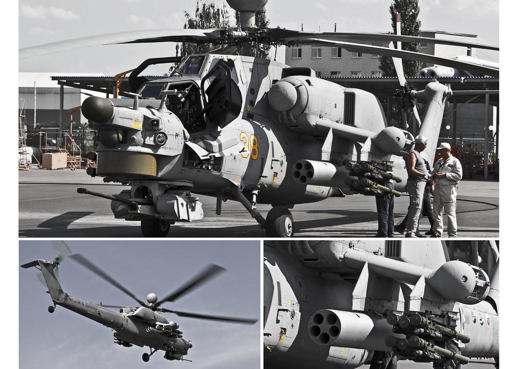 الجزائر طلبت شراء مروحيات Mi-28NE 6052992505_d66a5ec238_b
