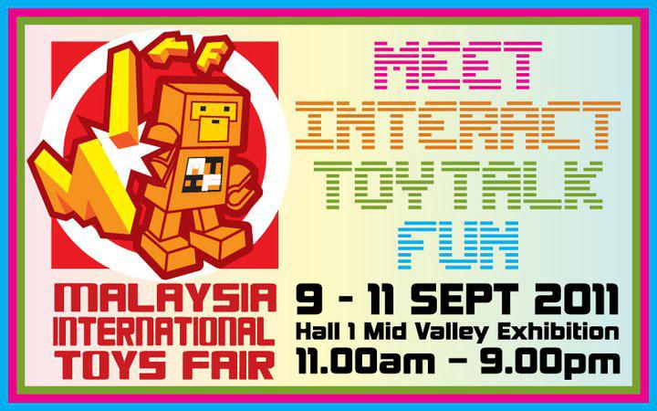 Malaysian International Toy Fair 2011 6122670712_7c902422ae_o