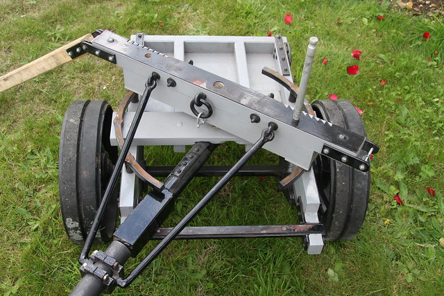 Rob's pole trailer... 6160590770_eb071aafab_z